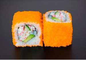 California Crab maki