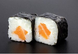 Sake Cheese maki