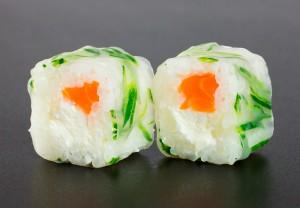 Salmon Green maki