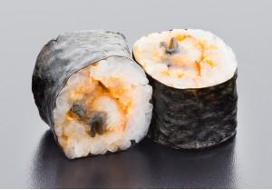 Spicy Unagi maki