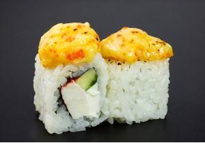 Surimi Hot maki