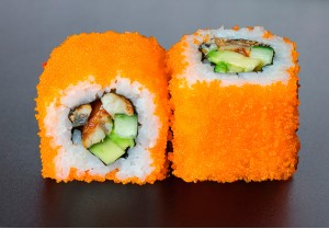 Unagi California maki