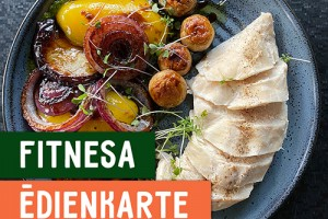 New fitness menu from BENTO