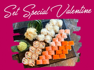 Special offer for Valentine's Day