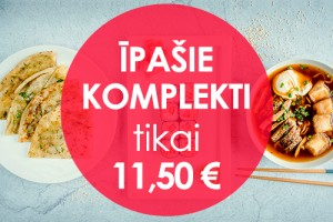Special sets - only at 11,50 €