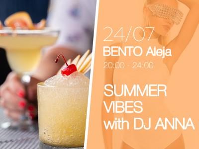 Restaurant BENTO s/c Aleja invites to party