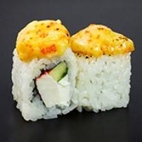 Hot sushi (8 pcs.)