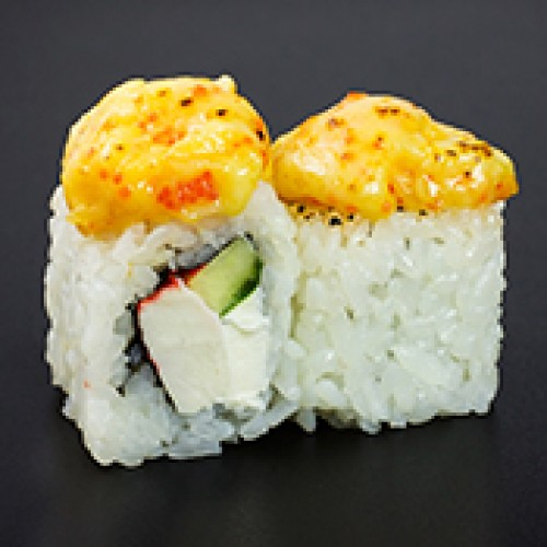 Fried sushi (8 pcs.)