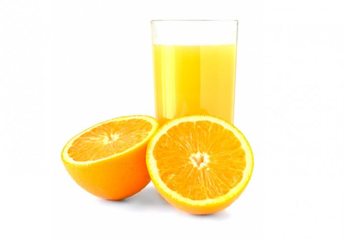 Fresh juice (0,4 ml)