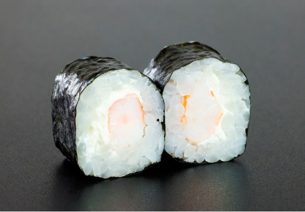 Ebi Cheese maki (8 pcs.)