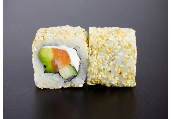 Philadelphia Revolution maki (8 pcs.)