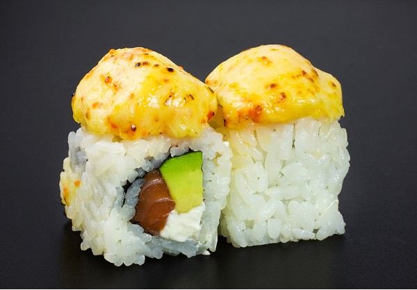 Sake Titzu maki (8 pcs.)