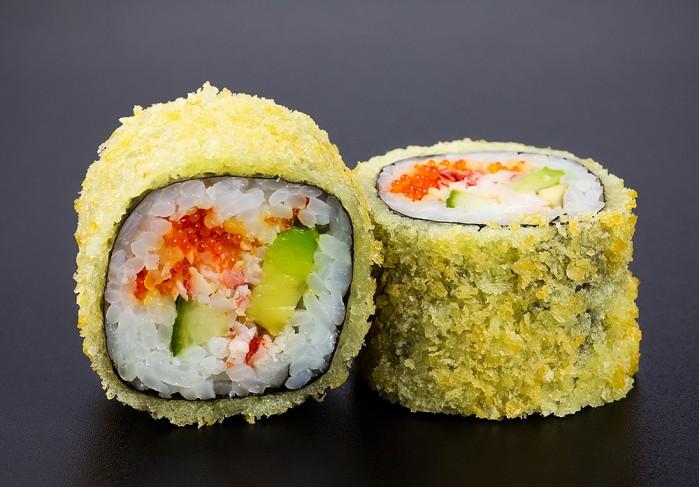 Sakura Fry maki (8 pcs.)