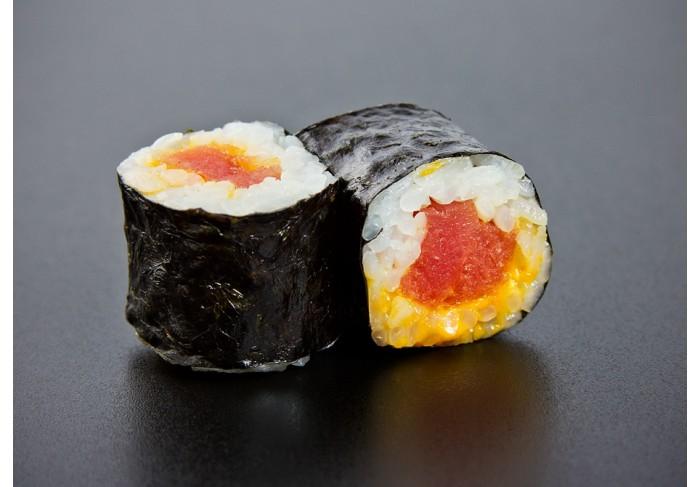 Spicy Tekka maki (8 pcs.)