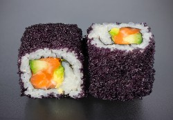 Sake California maki (8 pcs.)