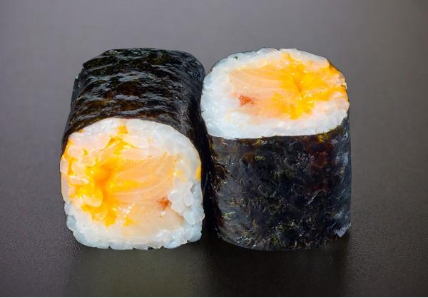 Spicy Hamachi maki (8 pcs.)