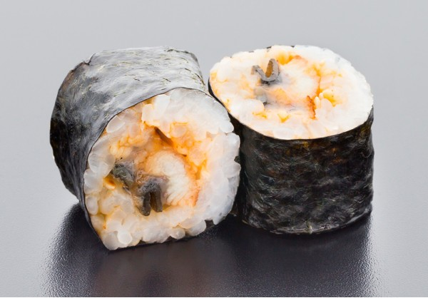 Spicy Unagi maki (8 pcs.)