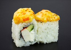 Surimi Hot maki (8 pcs.)