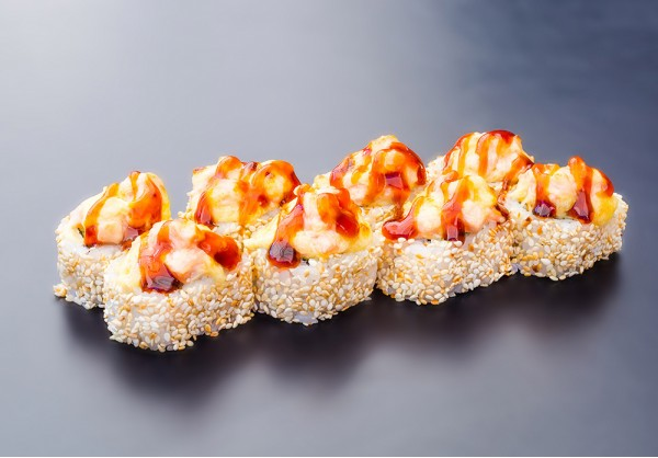 Yakuza Hot maki (8 pcs.)